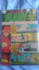 Flash (1st Series DC) #160 1966