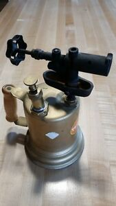 Antique Plumbers Keroscene Torch