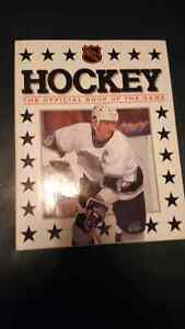 The official book of Hockey