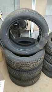 Tires, Hood Deflector and grills