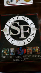 Science Fiction. The Illustrated encyclopedia. Hardcover