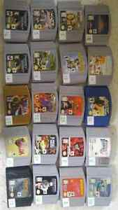 N64 with a bunch of games and accessories Stratford Kitchener Area image 2