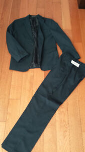 Boy's Size 12 Navy Suit- NWT