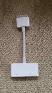 Apple 30 digital av adapter