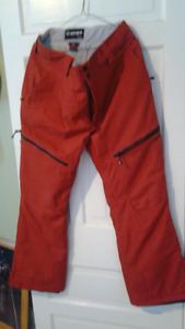 Snowboard pants. Like new.