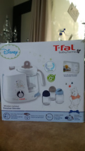 T-fal Disney Baby Steamer Blender and Baby Magic Bullet