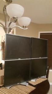 """Dell 19"""" flat screen monitors"""