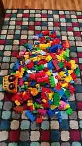 Huge lot of Mega blocks
