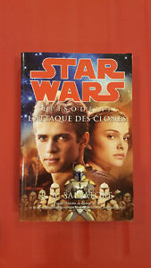 Livre - Star Wars - Episode II