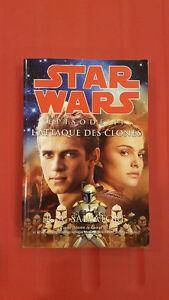 Livre - Star Wars - Episode II Gatineau Ottawa / Gatineau Area image 1
