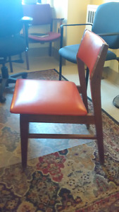 Authentic Krug side chair - mid century modern