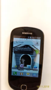 Samsung Galaxy Q SGH-T589R locked with FIDO