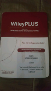wiley plus code