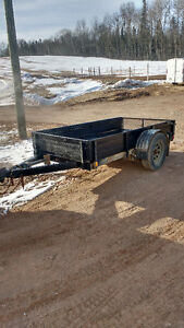 perfect utility trailer for sale