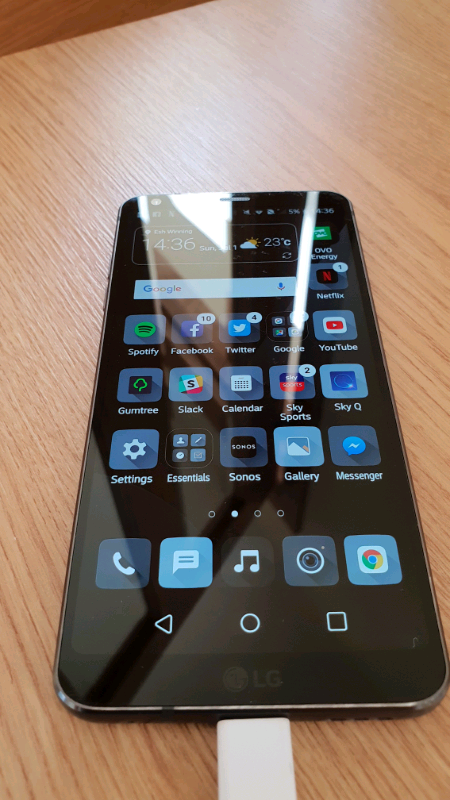 LG g6 unlocked immaculate condition EE | in Esh Winning, County Durham |  Gumtree