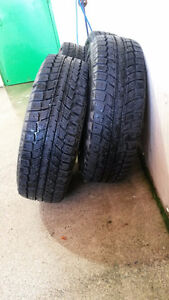 Winter Tires For Sale-$450 OBO-Excellent Condition Kitchener / Waterloo Kitchener Area image 3