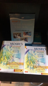 Personal Support Worker books
