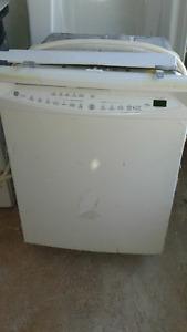 GE dishwasher. Never used.