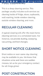 Cleaning Services Regina Regina Regina Area image 3