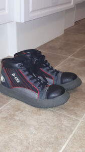 Men's D-GEL Safety Toe Broomball Shoes