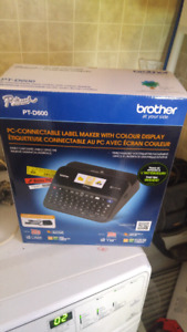Brother - PC Connectable Label Maker (New)