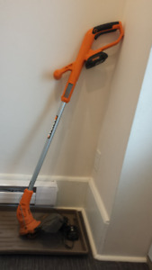 Cordless whipper snipper