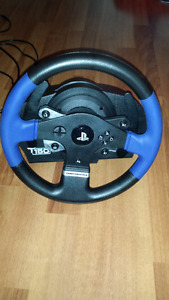 Thrustmaster T150  Racing Wheel w/ brand new T300 pedals