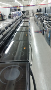 NEW OPEN BOX: APPLIANCES: BOXING WEEK SALE: NEW LOCATION