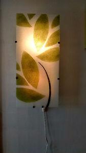 IKEA WALL MOUNT LAMPS