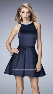 Brand New Tags Attached La Femme  - Size 12