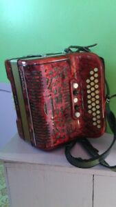 Acordeon horhner  CLUB