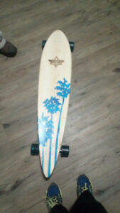 Duster long board