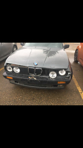 WANTED! 1991 BMW 3-Series Convertible WANTED!