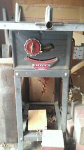Beaver table saw,