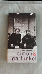 SIMON AND GARFUNKEL 3 CD BOXED SET !BRAND NEW ! OLD STOCK !