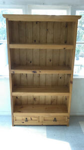 Beautiful Solid Wood Bookcase
