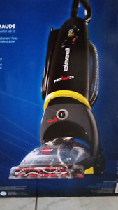 Neuf   Bissell  ProHeat 2x  Perfectionné   Nettoyer de Tapis