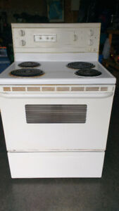 Admiral 30in stove