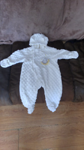 Fleece Infant Bodysuit