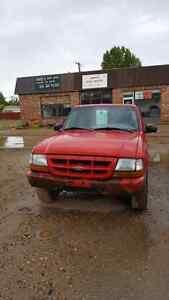 1999 ford Ranger 2wd