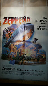 1971 Movie Poster: Zepplin