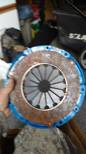 2004 Mitsubishi Eclipse 4 cyclinder clutch kit Peterborough Peterborough Area image 4
