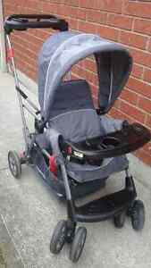 Baby Trend Sit 'n Stand Tag-A-Long Stroller
