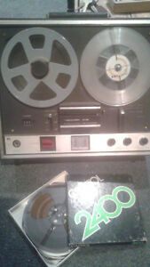 Reel to Reel Tape Machine - YES, it is still available.