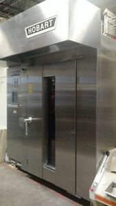 Four Hobart HBA2G - double rack oven