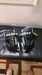 Hockey gloves new with tags
