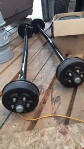 For Sale - New Trailer Axles