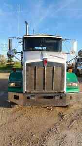 Two daycab Kenworth for sale, one has wet kits