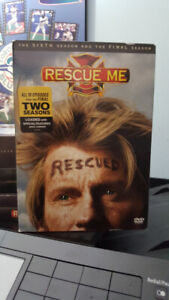 ASSORTED TV SERIES FOR SALE ON DVD A FEW BLURAY