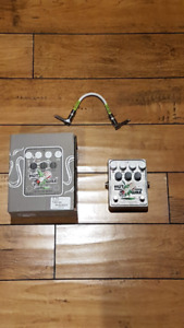 Selling  Used Guitar Pedals (EHX Hot Wax, Boss MO-2, Emerson EM)